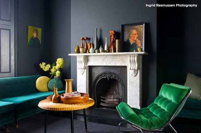 10 Great Ideas for Creating Vignettes in Your Living Room – Theydons ...
